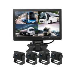 Transporto vaizdo stebėjimo ir įrašymo sistema