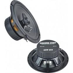 Ground Zero Iridium GZIF 65X 16,5 cm 2 juostų koaksialiniai garsiakalbiai automobiliui kaina už 2 vnt. 120W