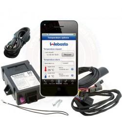 ThermoCall TC4K GSM modulis Webasto šildytuvams valdyti ThermoCall TC4 Advanced 9032141A