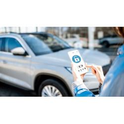 Automobilių apsaugos sistemų montavimas