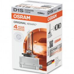 D1S XENON lemputė OSRAM ORIGINAL 4m garant.