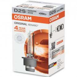 D2S XENON lemputė OSRAM ORIGINAL 4m garantija