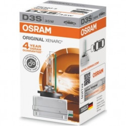 D3S XENON lemputė OSROM ORIGINAL  4 m garantija