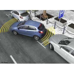 Automobilių parkavimo sistemų montavimas ir prekyba