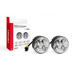 DRL LED žibintų prekyba ir montavimas