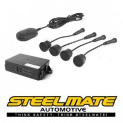 Parkavimo sistema Steelmate PTS411EX galui arba priekiui (universalus), 12-24V