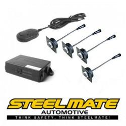 Parkavimo sistema Steelmate PTS411EX_ISR galui arba priekiui (universalus), 12-24V