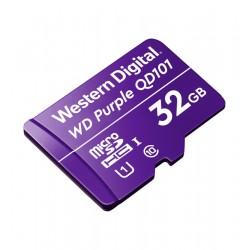 Mikro SD kortelė WD Purple WDD032G1P0C