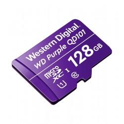 Mikro SD kortelė WD Purple WDD128G1P0C