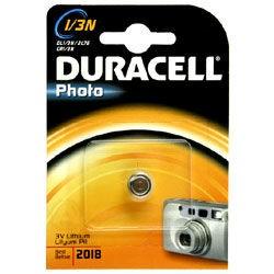 Ličio baterija CR1/3N (CR11108, 2L76, DL1/3N) 3.0V Duracell