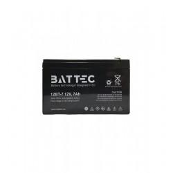 Akumuliatorius BATTEC 7Ah 12V